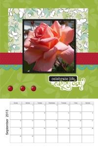 Enchanted Rose September 2013