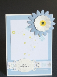 Creative Memories card