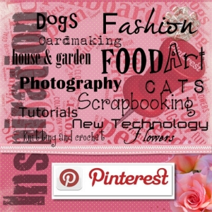 Pinterest Digital Layout