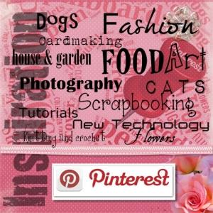 Pinterest Digital Layout