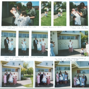 12 Photo page layout