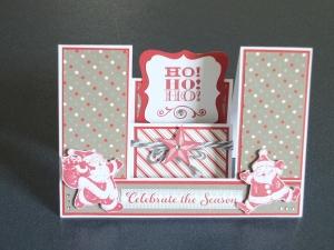 CTMH  Sparkle and Shine Christmas Card