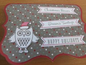 CTMH Gift card holder