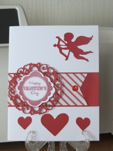CTMH Valentine's Day card
