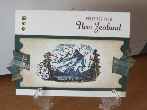 CTMH NZ stamps