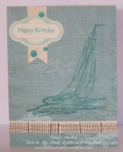 CTMH Seaside card 3