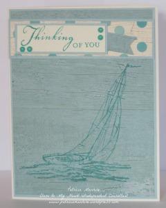 CTMH Seaside Card 5