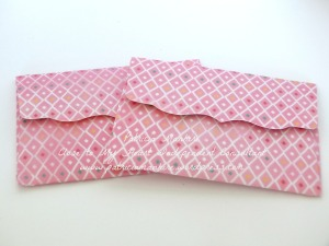 CTMH Brushed envelopes
