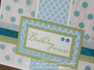 CTMH Seaside and Paper Fundamentals card
