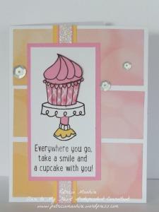 CTMH SOTM Cutie Pie card