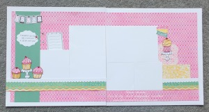 CTMH SOTM Dec 2014 Cutie Pie layout