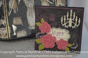 #CTMH Nevermore, Artistry and Artiste cartridges